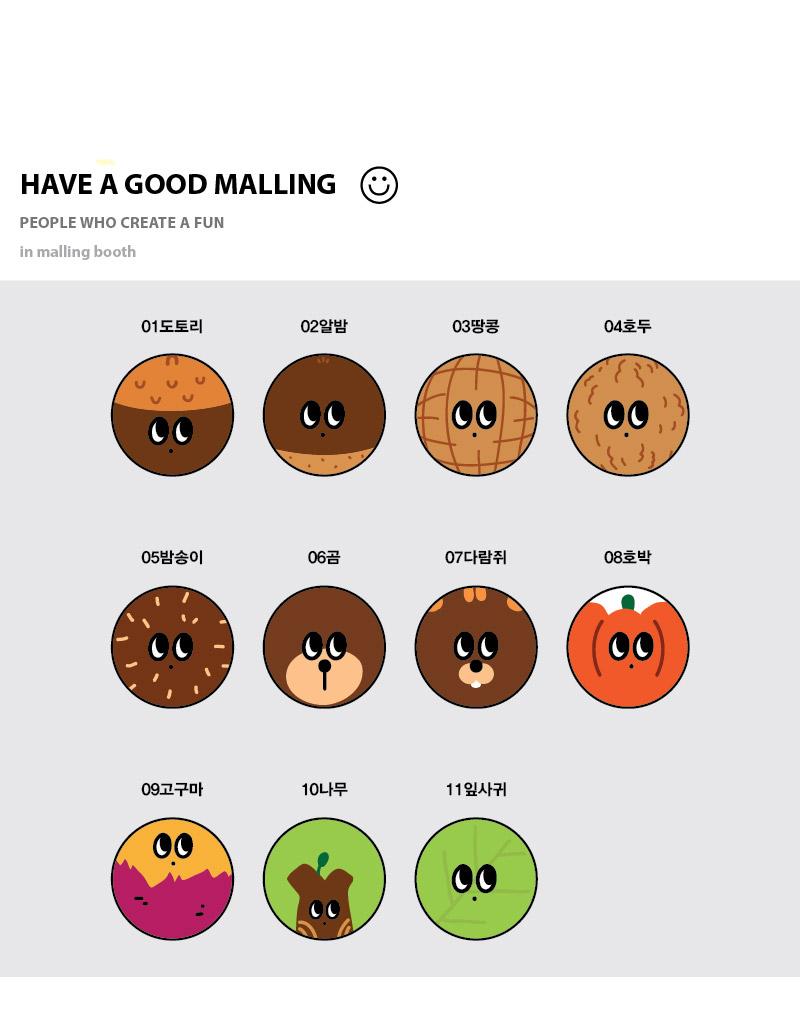 핸디톡 페이스버전(가을ver.) - 몰링부스, 8,400원, 거치대/홀더, 스마트링/홀더