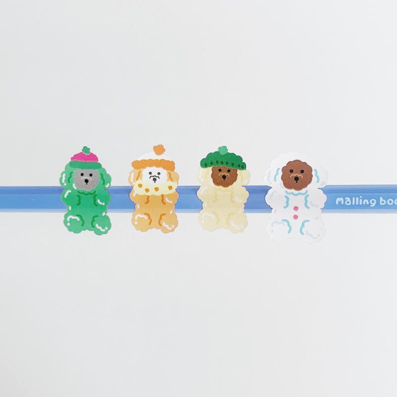 테마스티커 김몰링의겨울